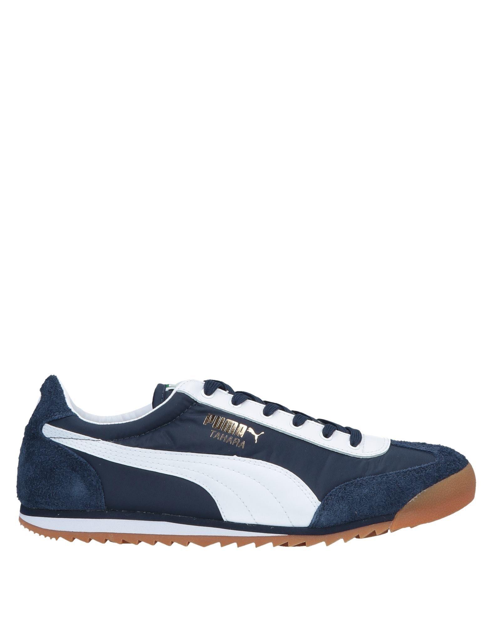 Puma Sneakers In Dark Blue | ModeSens