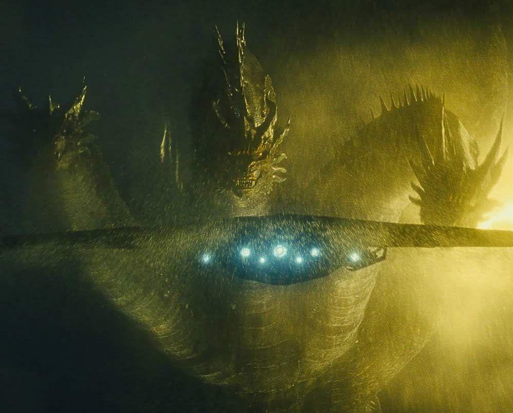 Godzilla この世界を支配する王は誰なのか 人間が過去に置き去りにした王が復活するハリウッド版 ゴジラ の第2弾 キング オブ ザ モンスターズ が キング ギドラの新しい写真をリリース Cia Movie News ゴジラ キングギドラ 恐竜アート