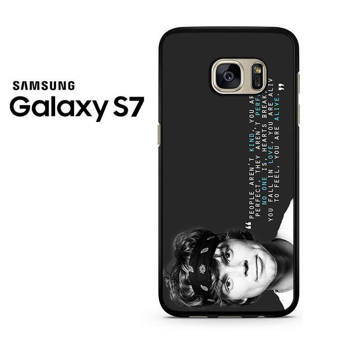Man Quote Samsung Galaxy S7 Case