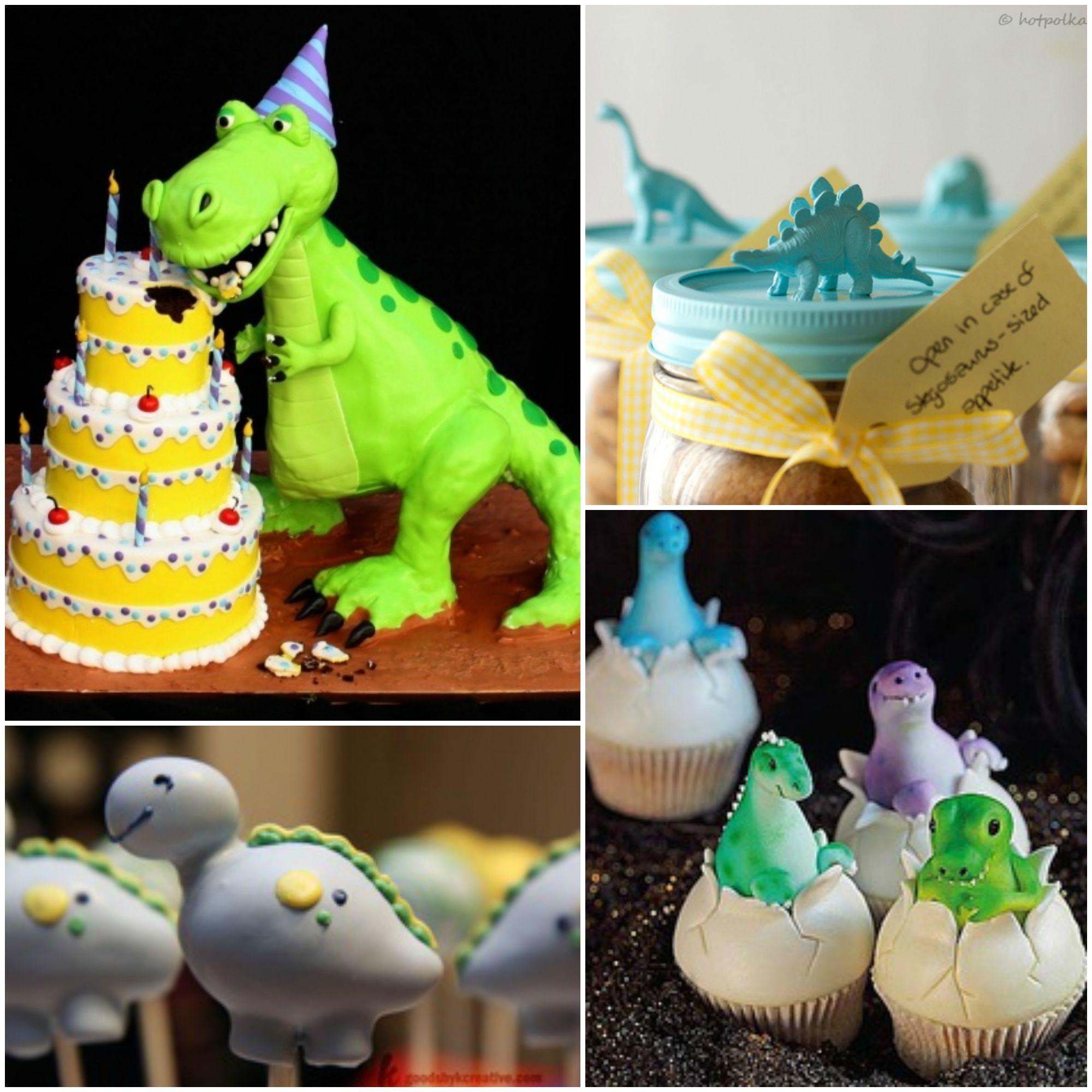 Birthday Party Ideas Dinosaur Birthday