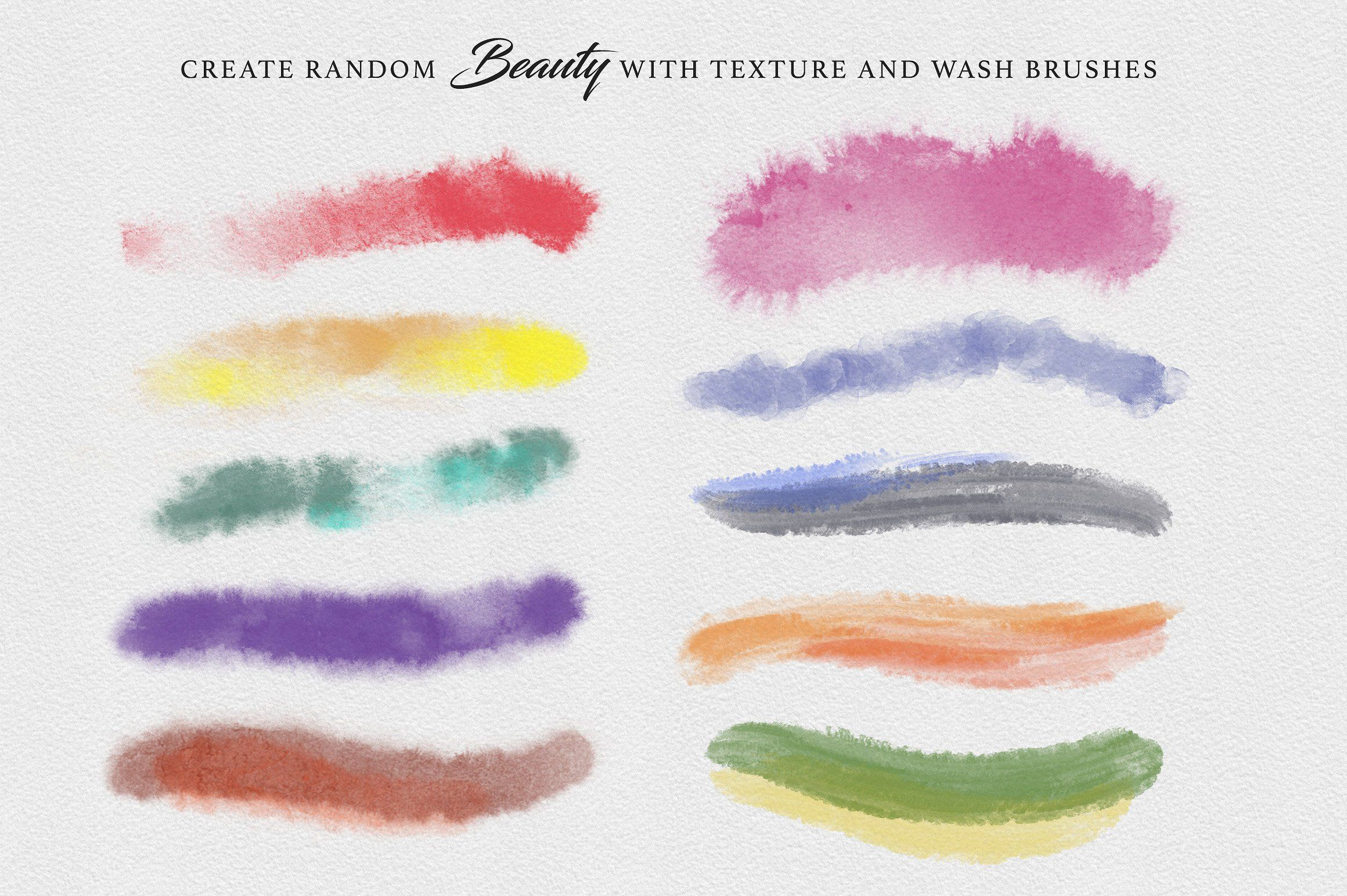 Master Watercolor Procreate Brushes Wanted Decided Custom Create
