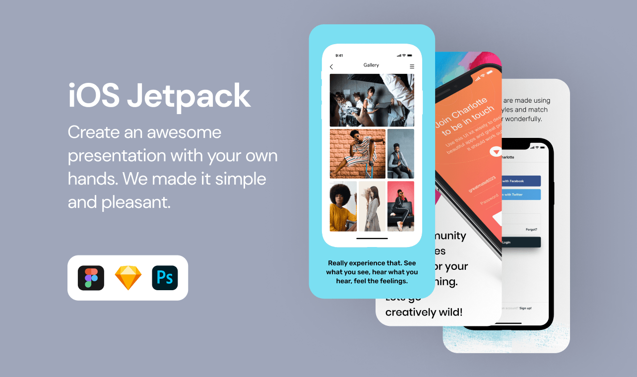 Hot new product on Product Hunt iOS Jetpack 2 Beautiful