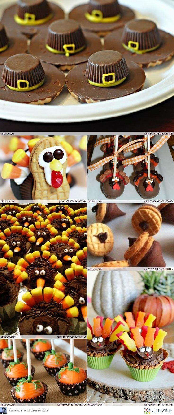 Thanksgiving Desserts Ideas Thanksgiving Food Crafts Thanksgiving Desserts Thanksgiving Snacks