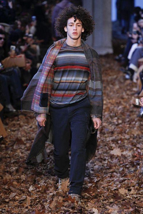 Missoni FW16.  menswear mnswr mens style mens fashion fashion style runway missoni