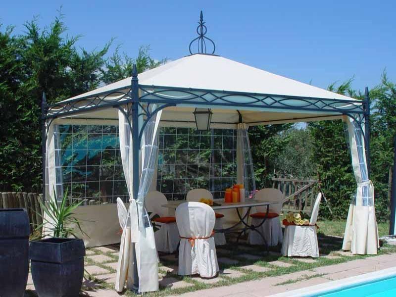 pavillon novecento 3x4 m terasse pinterest. Black Bedroom Furniture Sets. Home Design Ideas