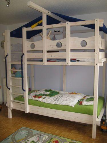 Rutschstange Für Hochbett hochbett kinderbett etagenbett babybett abenteuerbett hochbetten