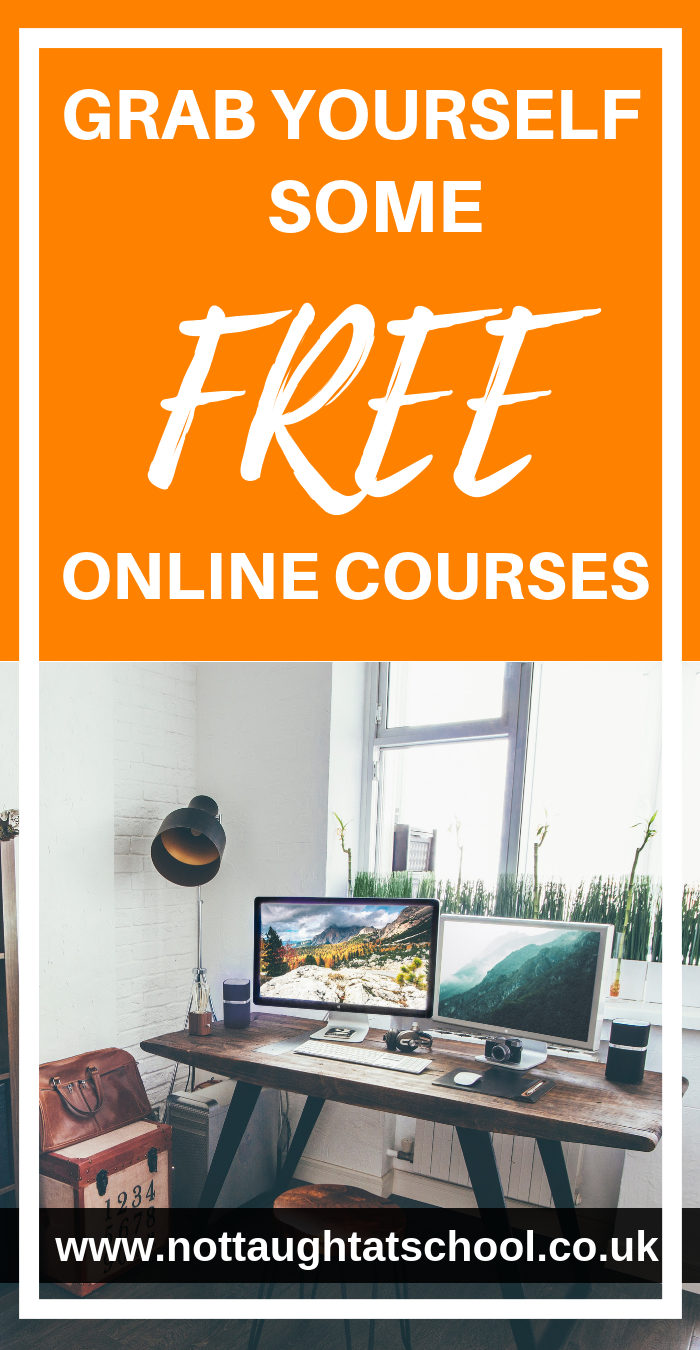 Free Online Courses With Printable Certificates Free Online Courses Free Online Classes Online Education