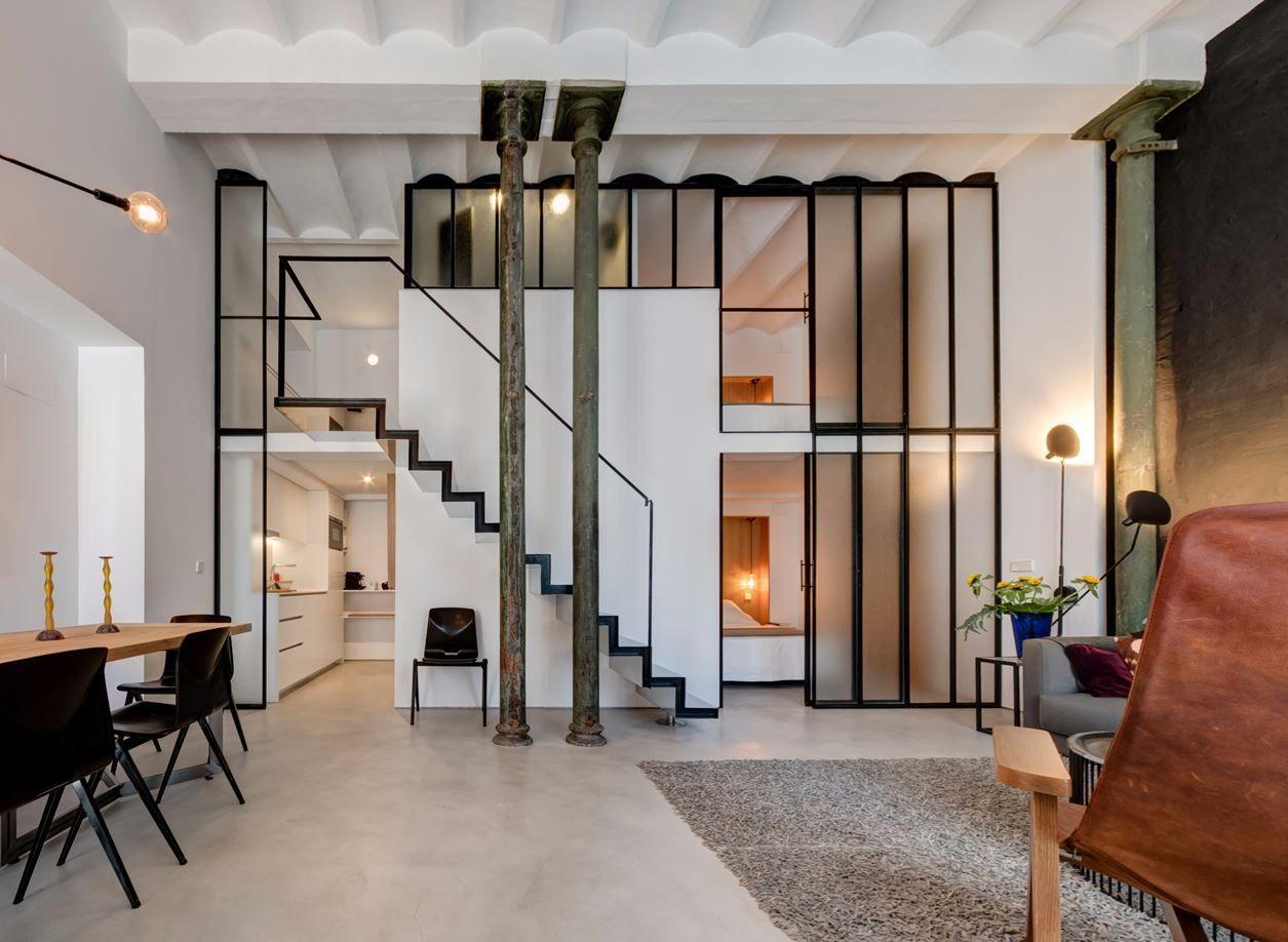 Merveilleux Unique Loft Apartment   Sevilla La Nueva, Spain