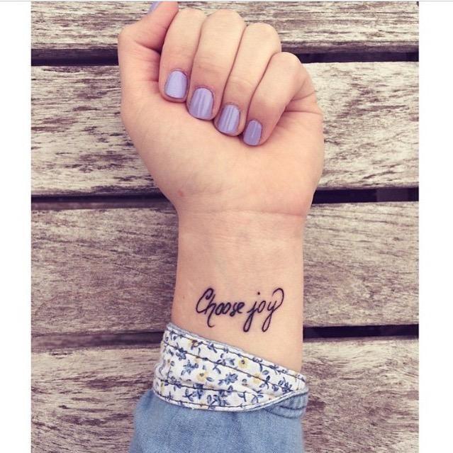 Joy Tattoo, Tattoos