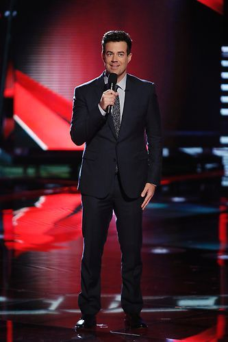Carson Daly Liveplayoffs Night 1 With Images Tv Competition