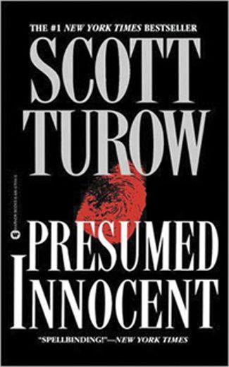 Presumed Innocent by Scott Turow Books Pinterest Presumed - presumed innocent book