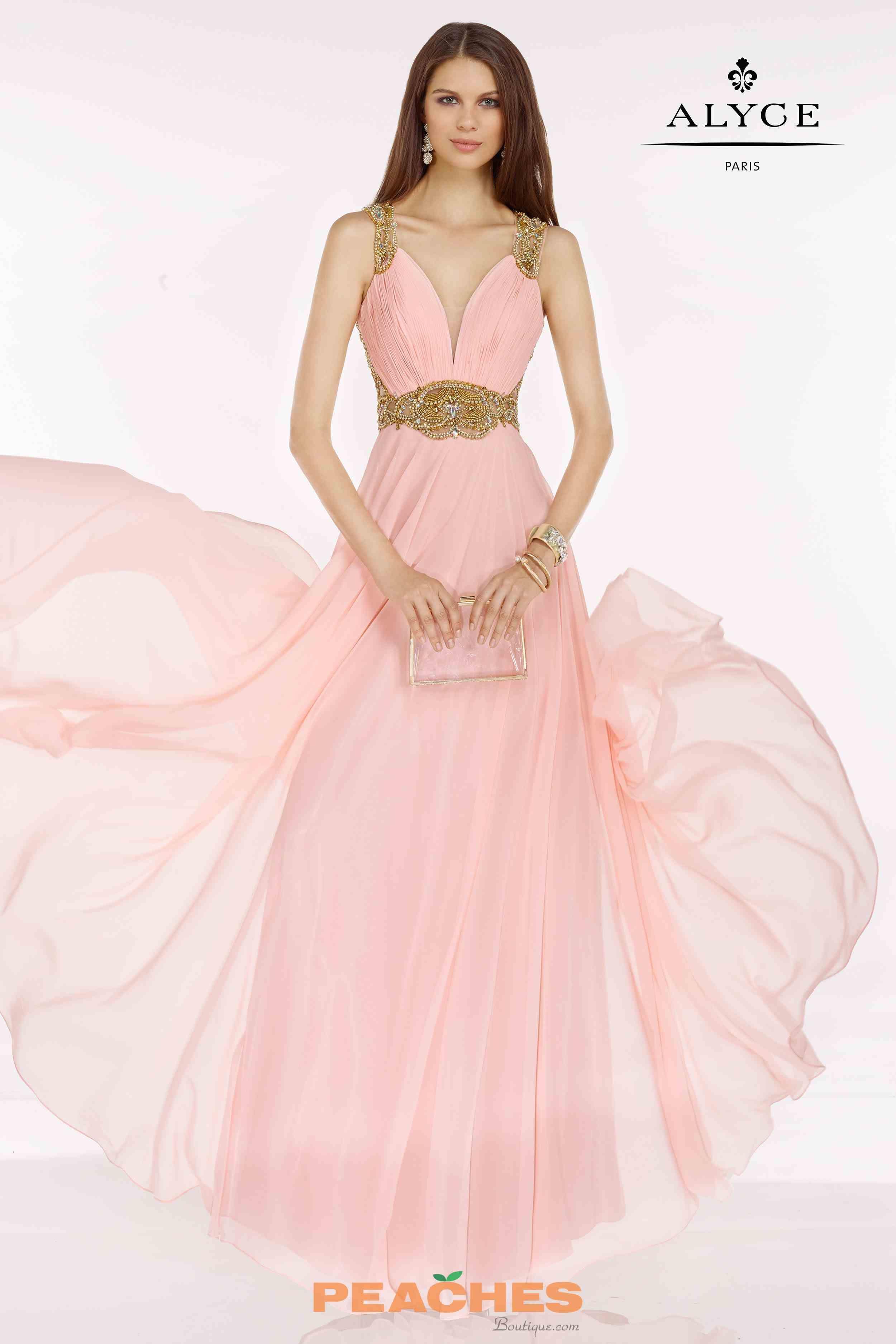 Increíble Vestidos De Dama Alyce Motivo - Colección del Vestido de ...