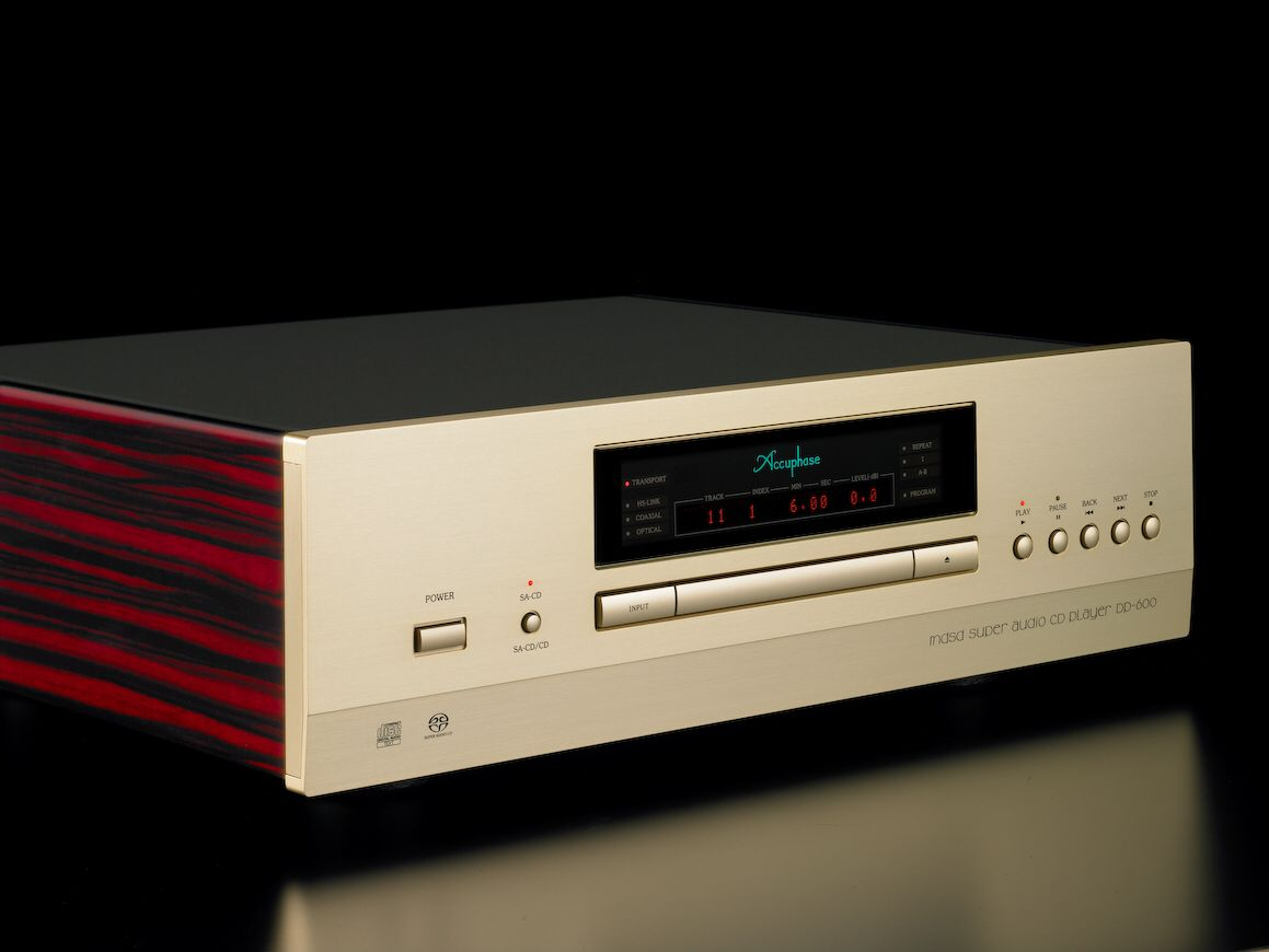 High End Alarm Clocks Accuphase Dp 600 Stereo In 2019 High End Audio Audio