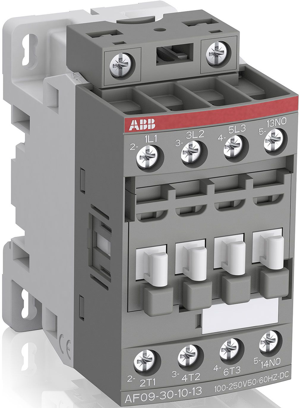 Abb Low Voltage Across The Line Contactors With Images Relay