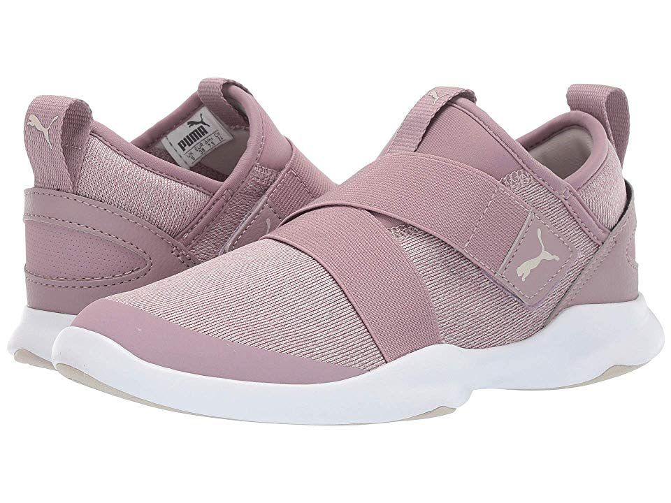 PUMA Puma Dare AC Women's Shoes ElderberryPuma WhiteSilver