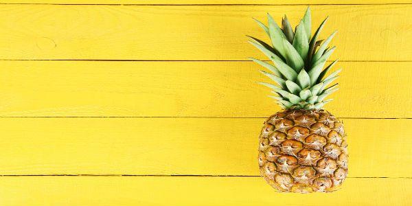 Abacaxi é bom para a digestão, e não só