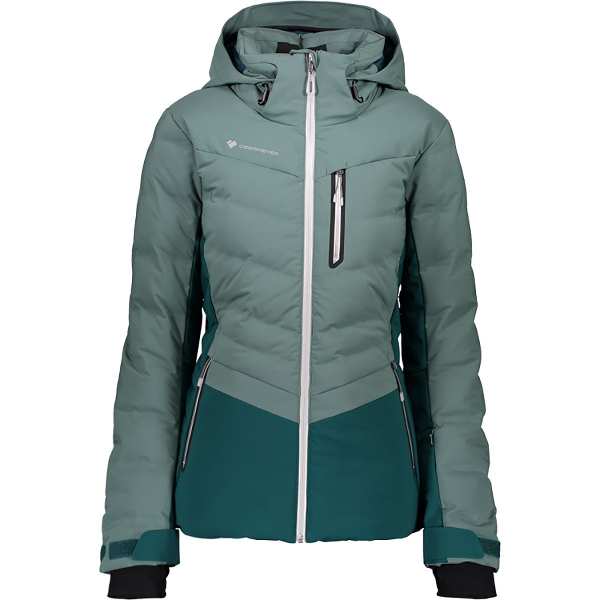 Obermeyer Cosima Down Womens Insulated Ski Jacket