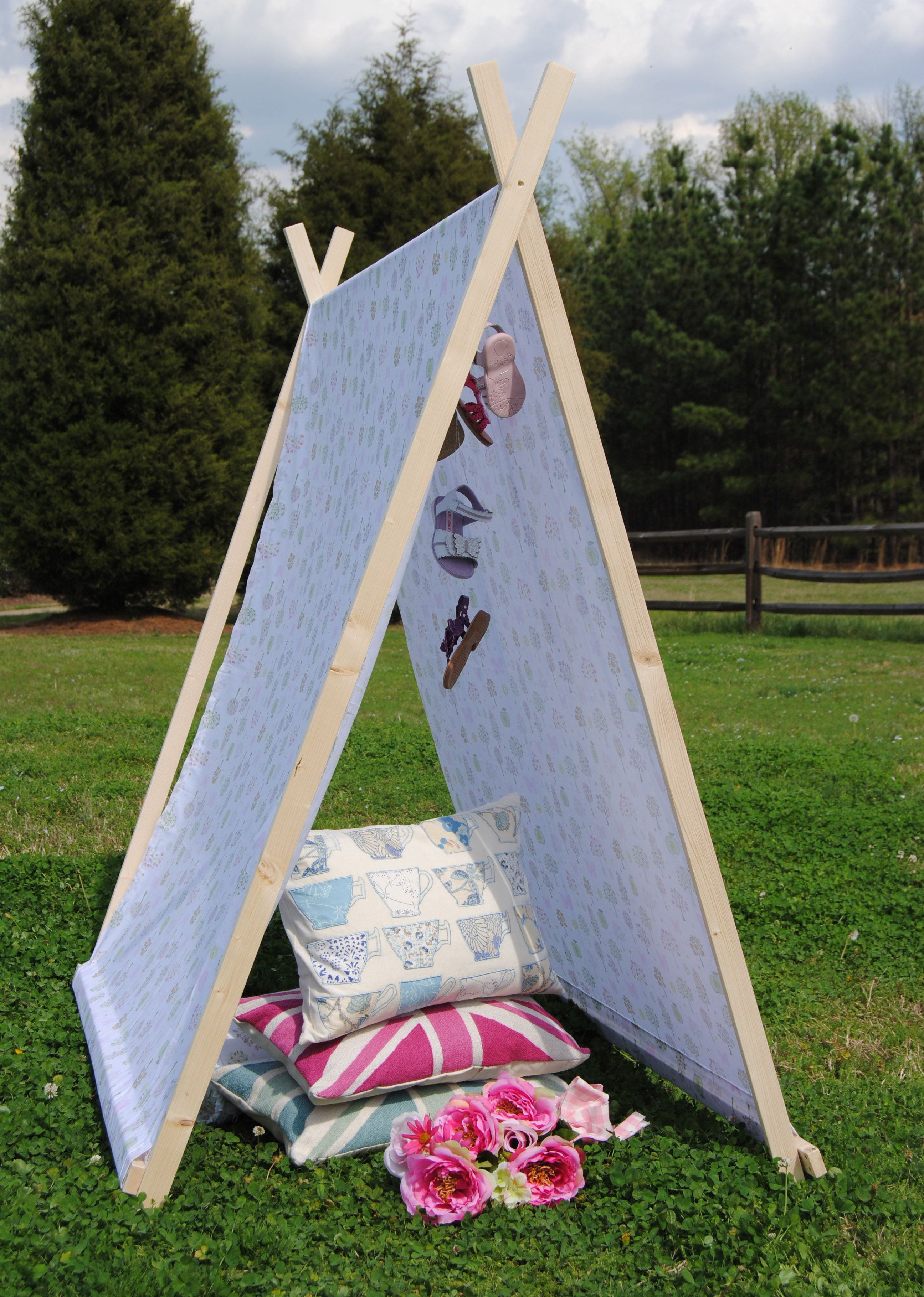 Make & Do Children's Play Tent Childrens play tents
