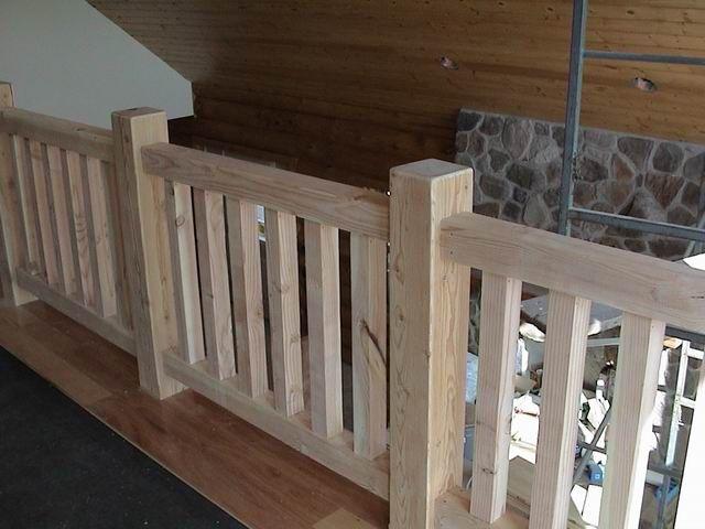 stars railing roups | Loft Railing | Loft railing, Rustic ...