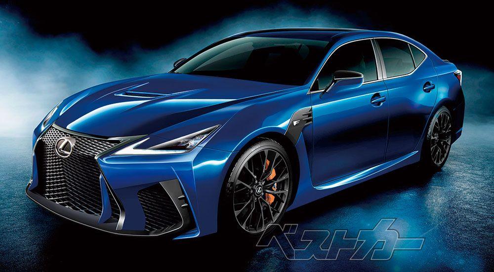 2020 Lexus Ls 500 V8 , the New 2018 Lexus Ls500 Gets A