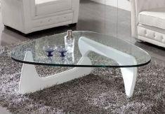 Tavoli di Centro : Modello PRISMA bianca