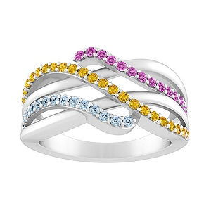 Engagement Rings Wedding Rings Diamonds Charms Jewelry From Kay Jewelers Your Trusted Jewelry Store Colored Stone Rings Fashion Rings Jewelry Questions