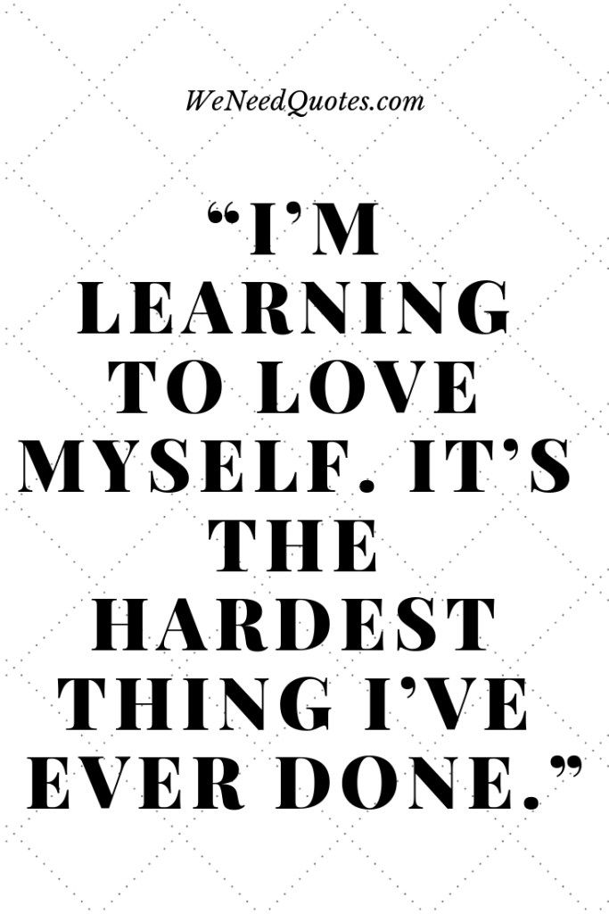 Top 30 Motivational Quotes Love Yourself: Self Love Quotes