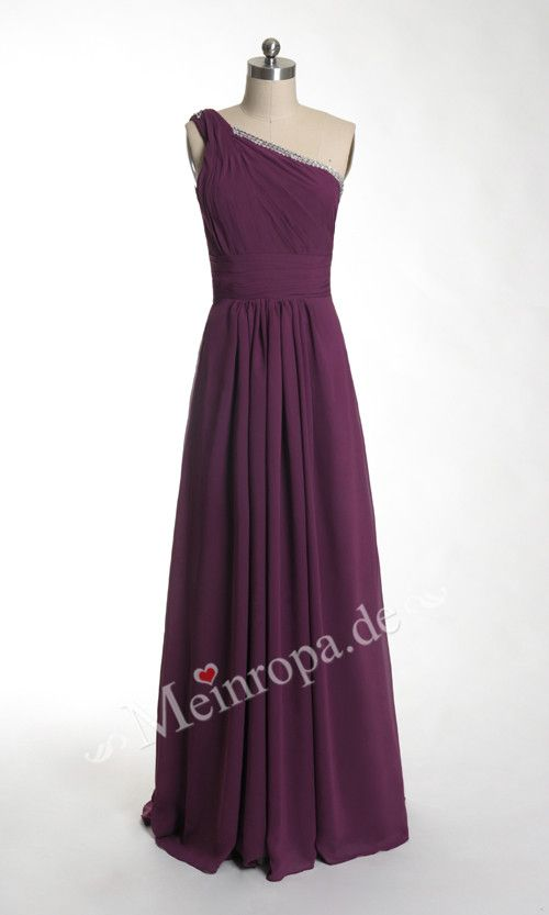 Breite Traeger Elegant Abendkleid Lang ASLY004