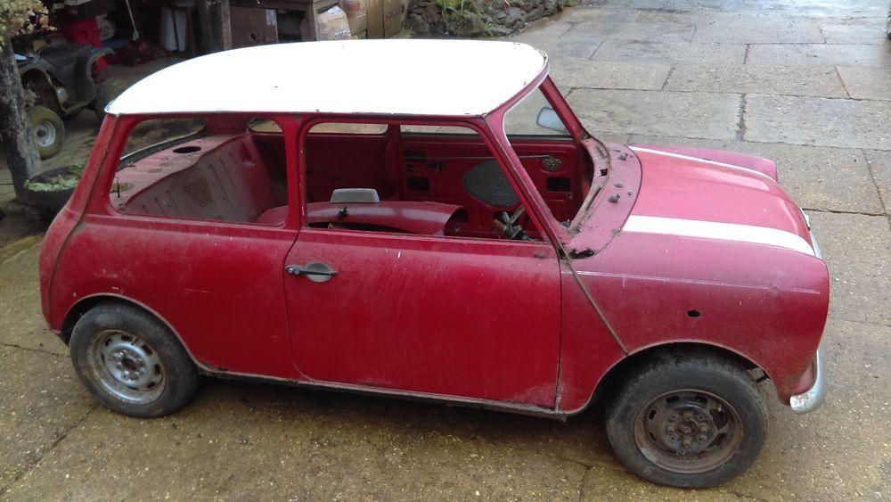 eBay: Classic mini project #classicmini #mini   UK Classic Mini ...