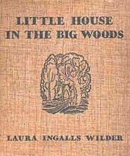 First Edition Of Little House In The Big Woods Was Bound In Brown