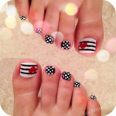 Nail art ideas for your short toesnails nail art designs latest nail art ideas for your short toesnails nail art designs latest toenails ideas prinsesfo Image collections