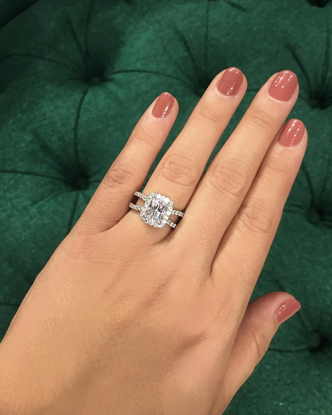 Coco Engagement Ring   Joias 78c7f3d1dd