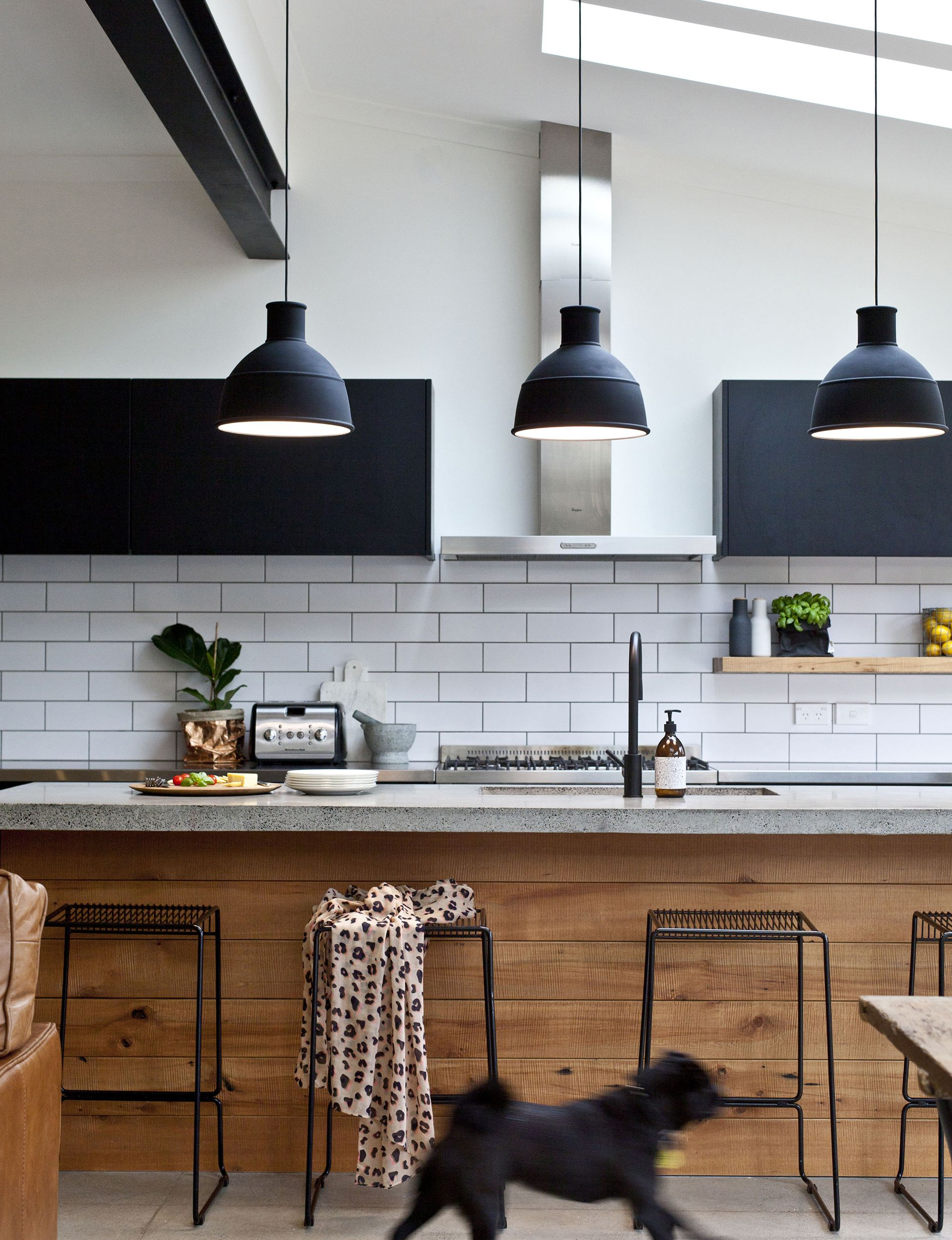 Best Ideas Of Pendant Lighting For Kitchen Dining Room And - Black kitchen pendants