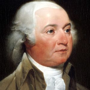 John Adams, 2nd President of USA, 1797-1801, Federalist Party, was ...