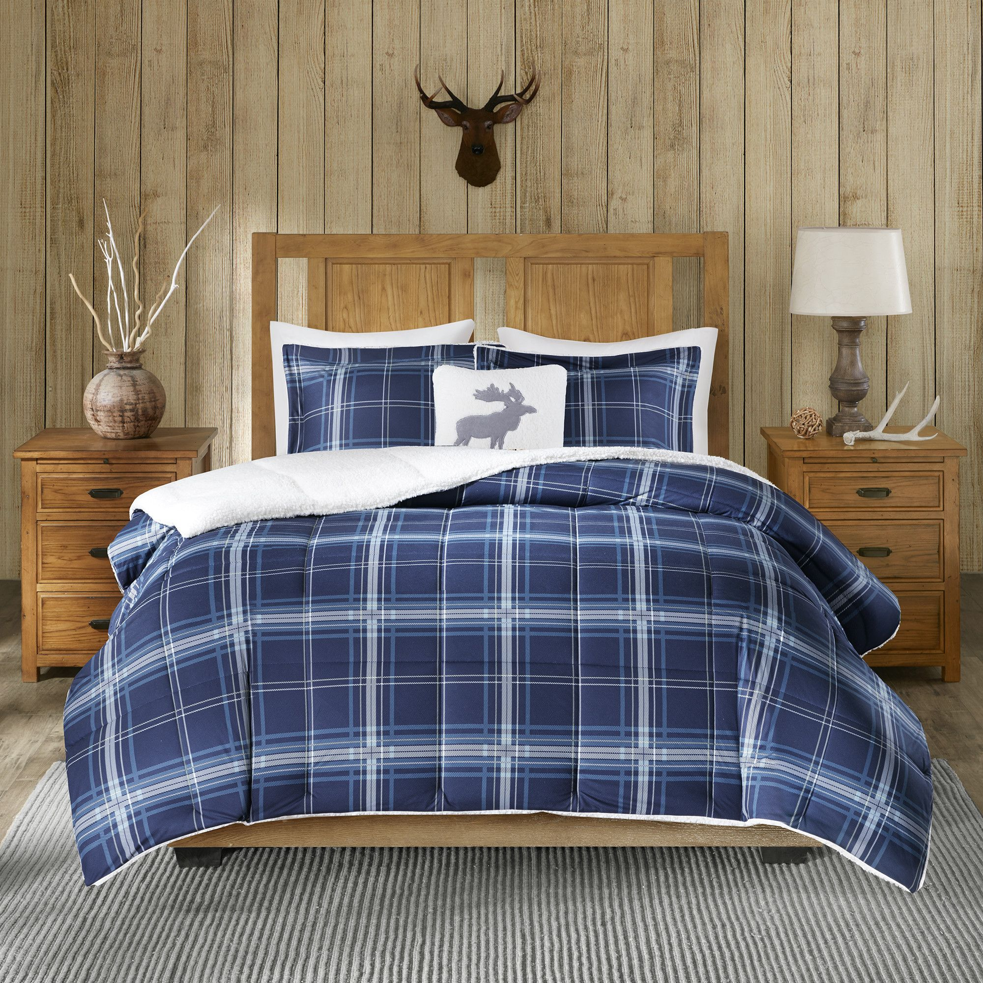4 Piece Big Sky Comforter Set By Woolrich Products Comforters