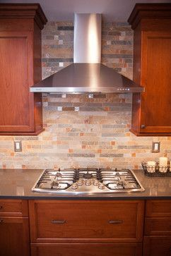My Favorite Backsplash Of The Year Fire And Ice Design
