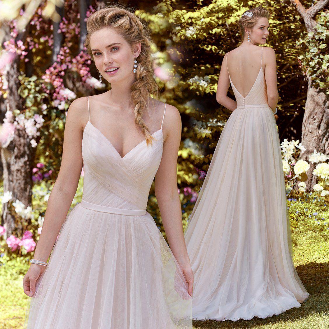 Simple wedding dresses cheap  MAXINE by Rebecca Ingram Wedding Dresses  The Romantic Bride