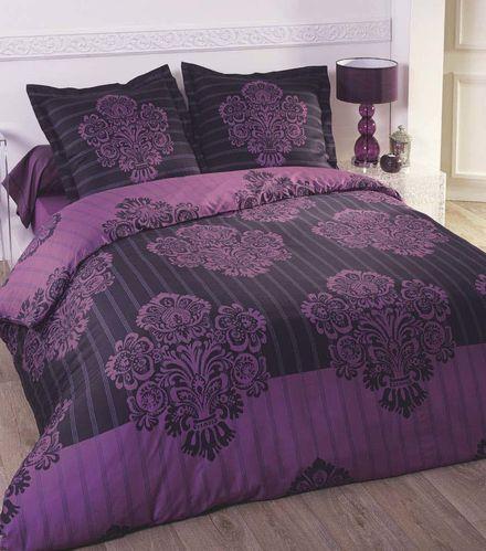 Mehdi Quilt Cover Set By The Big Sleep Parure Housse De Couette Satin 240x220 Cm 2 Taies D Oreiller 63x63