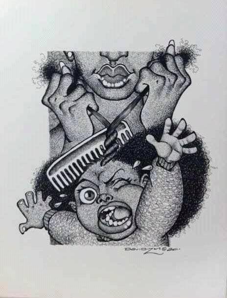 AFRICAN AMERICAN ART PRINT Hot Keys Steven Johnson