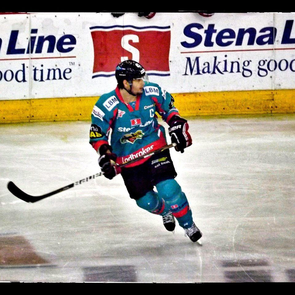 Sports Babe Of The Day Adam Keefe Of The Belfast Giants Belfast