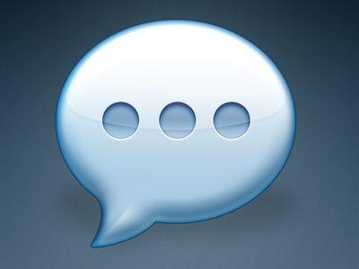 Bubble Icon Icon Design Icon Bubbles