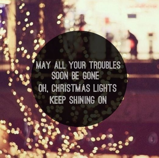Here Are The Top Coldplay Songs Chosen By Fans Christmas Lights Coldplay Christmas Lights Quotes Best Christmas Quotes Christmas Lights