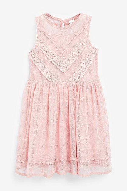 Spitzenkleid #rosaspitzenkleider