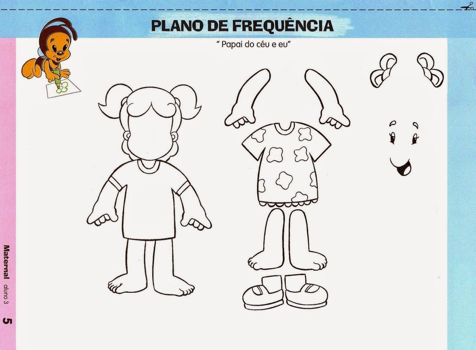 Extremamente Escola Dominical Infantil: Plano de frequencia - Editora CPAD  LR34
