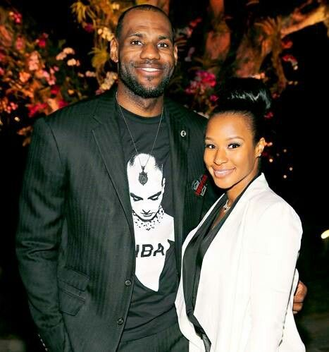 Lebron & Savannah
