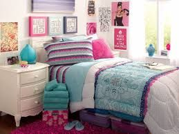 Girly teen rooms