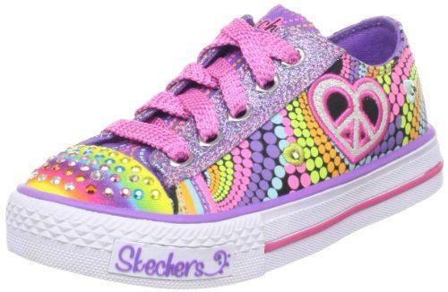 984b13c07477 Skechers Twinkle Toes S Lights Heart Sparks Lighted Sneaker (Toddler Little  Kid Big Kid)  31.95