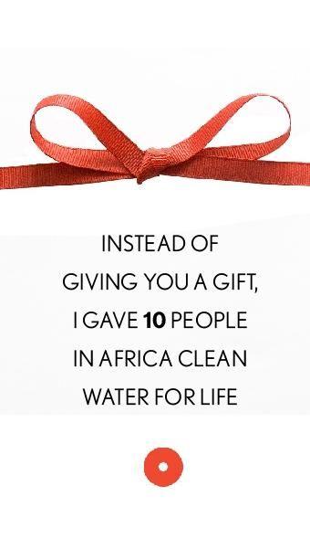Obakki $50 Gift Donation | Gifts | Pinterest | Environment ...