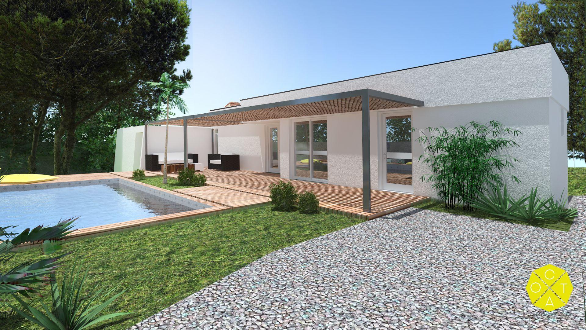 Maison Compas Architecture Interieure Architecture Maison