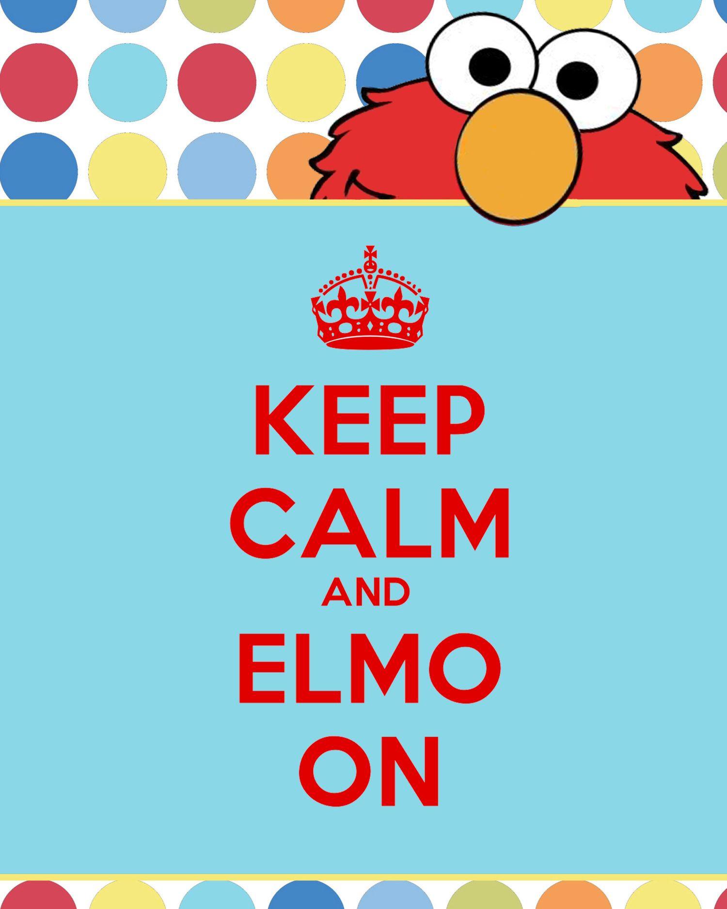 Elmo on